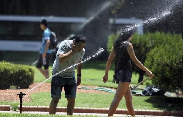 Nueva alerta por altas temperaturas