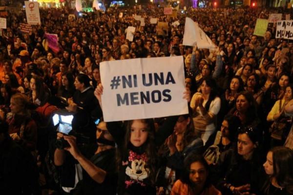 Se viene un paro internacional de mujeres para el 8 de marzo