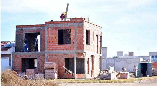 Nuevo crédito del Banco Nación para construir viviendas a 20 años