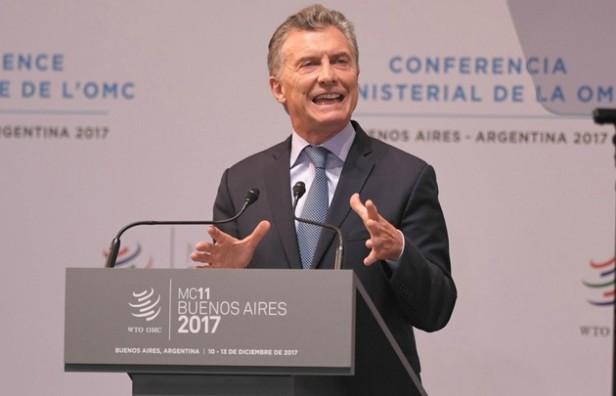 Mauricio Macri tendrá hoy una actividad oficial en Chubut
