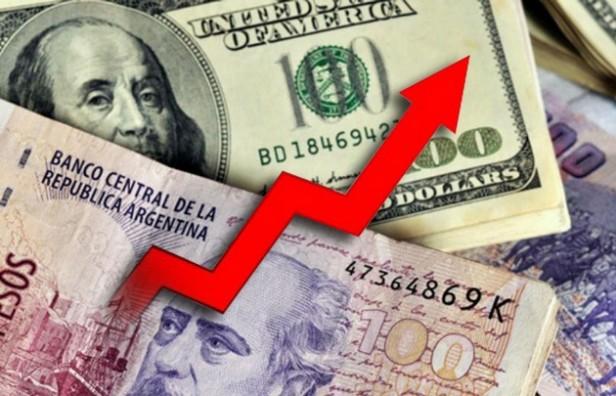 El dólar trepó 13 centavos y cerró a $ 19,33