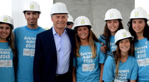 Macri retomó su agenda luego de sus vacaciones