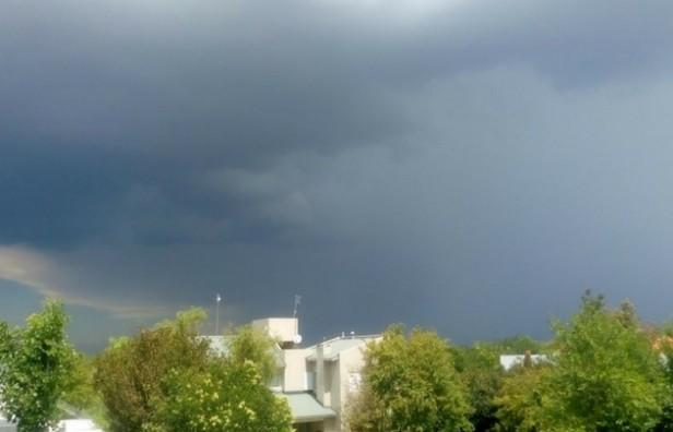 Alerta por lluvias y tormentas fuertes para centro del país