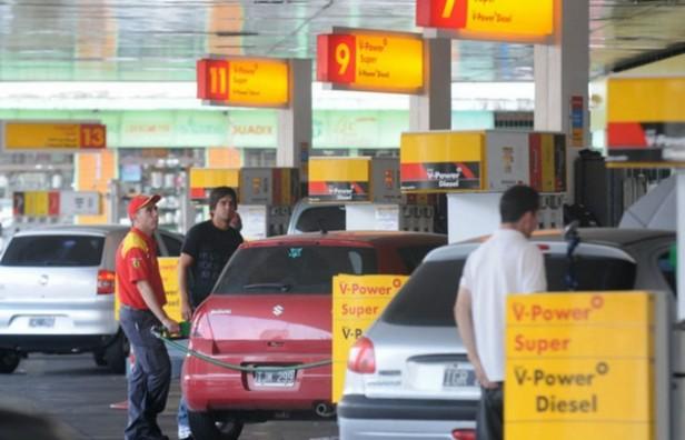 Shell subió el precio de los combustibles entre 6% y 8%