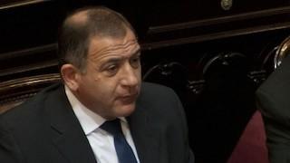 El Gobierno oficializó el traslado de Luis Juez a la Argentina