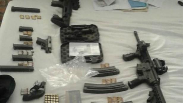 Detuvieron a un sindicalista K en Punta del Este con armas y dinero