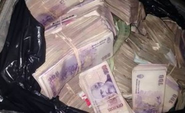 Detienen al jefe de la UOCRA de Bahía Blanca: tenía bolsos con pesos, dólares y euros
