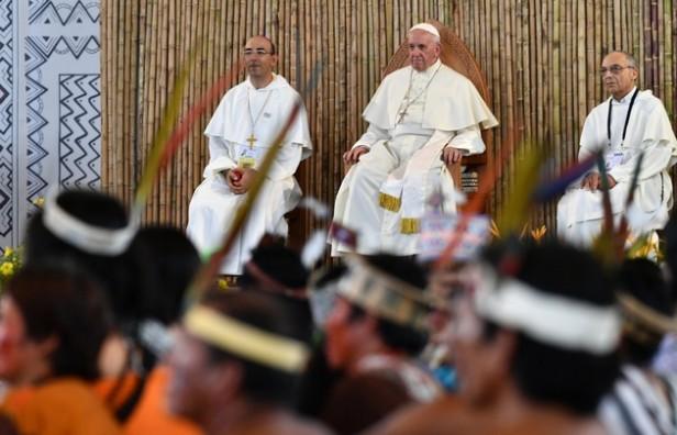 El Papa y un mensaje en defensa del medio ambiente en su paso por Perú