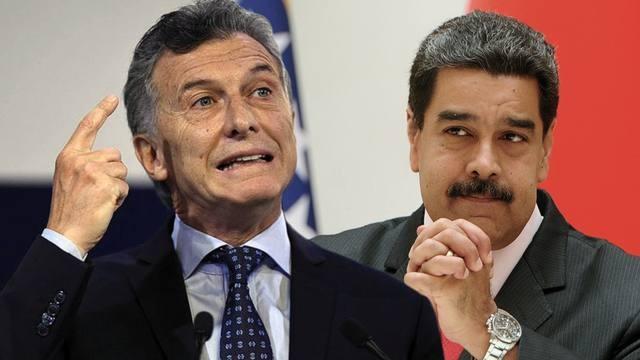El Gobierno argentino desconoce el nuevo mandato de Maduro