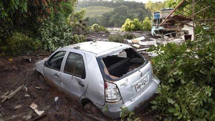 Con 65 muertos, Brasil sigue buscando a 270 desaparecidos en la ruptura del dique