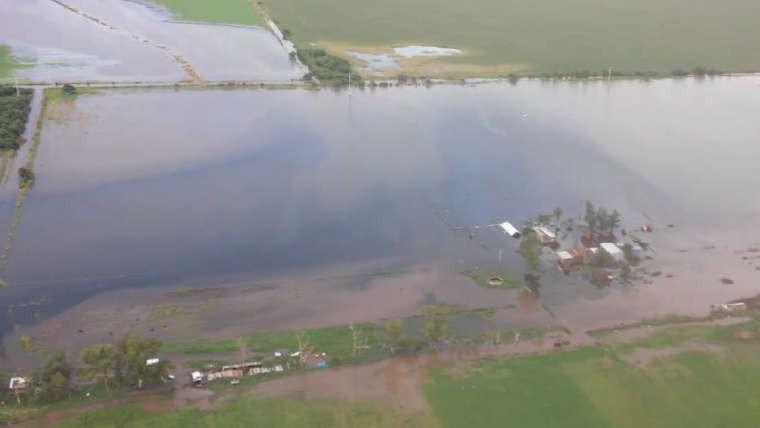 El campo cordobés perdería U$S 40 millones por las inundaciones