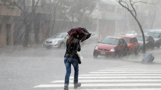 Rige alerta por tormentas intensas para Córdoba