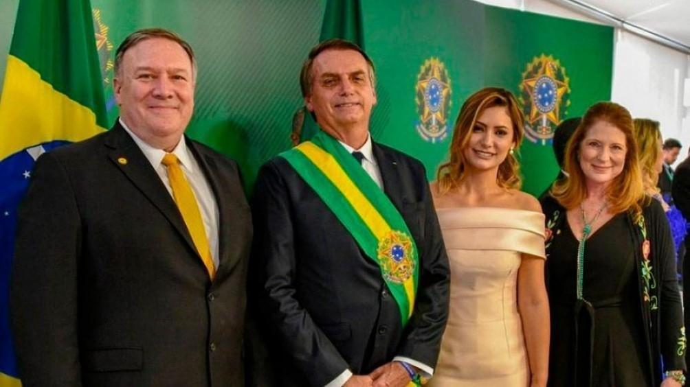 Jair Bolsonaro le ofreció a Estados Unidos abrir una base militar en Brasil