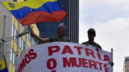 Maduro empezó su mandato con 402 presos políticos, entre ellos 161 militares
