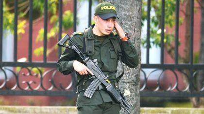 Colombia conmocionada por un atentado terrorista en Bogotá que ya dejó 21 muertos