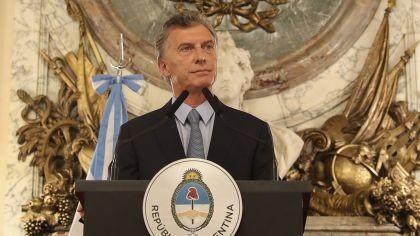 Mauricio Macri anunció la extinción de dominio: