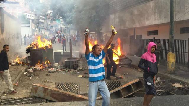 Ya son 26 los muertos por los disturbios en Venezuela