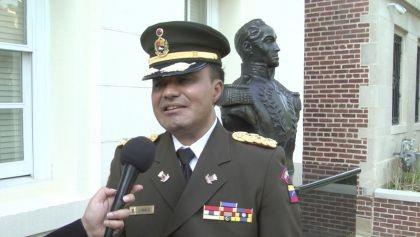 El agregado militar de la embajada de Venezuela en Estados Unidos se rebeló contra Maduro