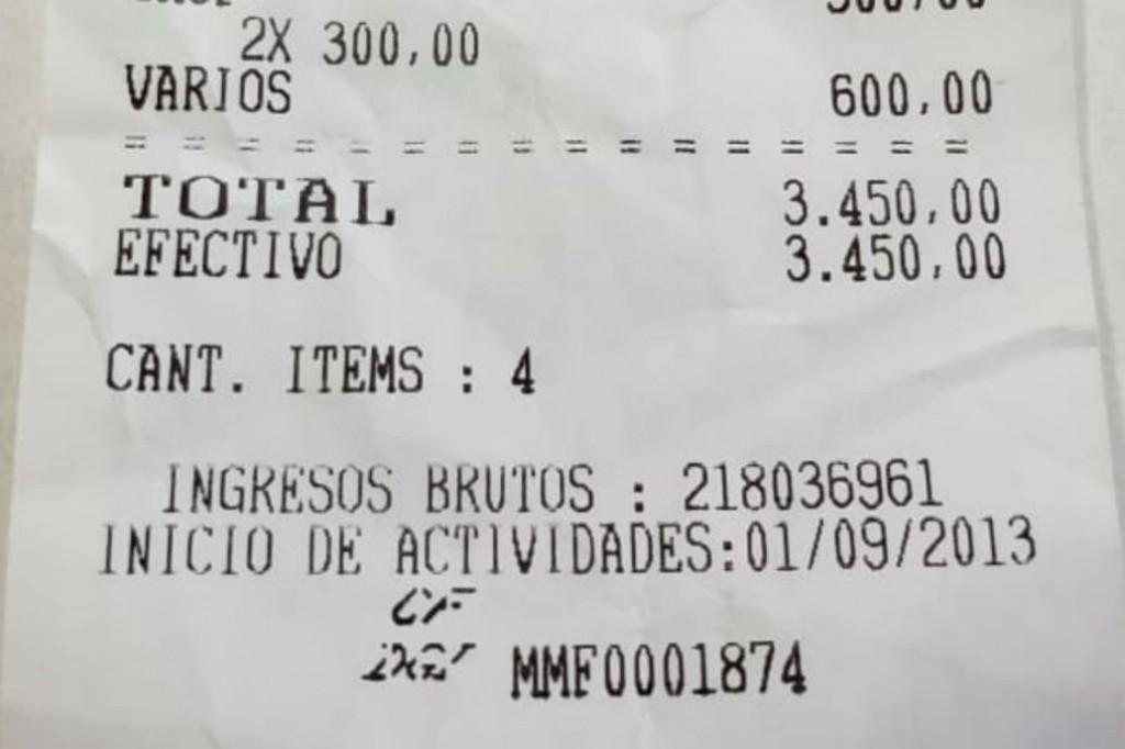 Una locura: la picada más cara del mundo la tiene un bar de Carlos Paz