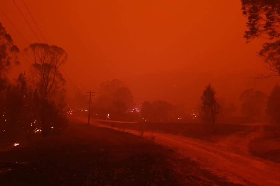¿El fin del mundo empezó en Australia?
