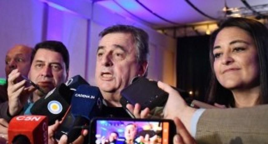 Negri cuestionó al Gobierno por su postura sobre Venezuela: