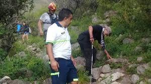 Champaquí: el turista rescatado caminó casi 2 días sin rumbo