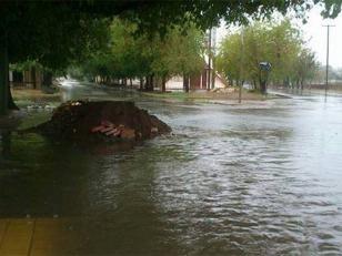 San Juan:Más de 2600 evacuados por las inundaciones