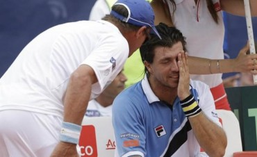 Copa Davis: la Argentina perdió ante Italia y deberá jugar el repechaje para no descender