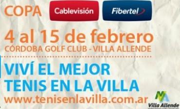 Tenis Internacional en nuestra ciudad