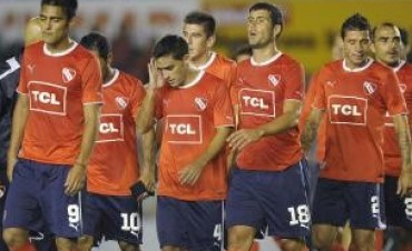 Independiente cayó ante Atlético de Tucumán