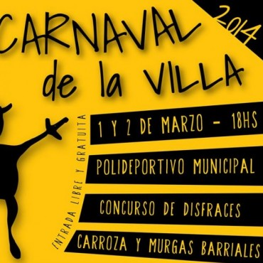 Llegan los Carnavales a Villa Allende
