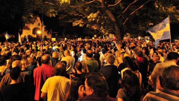 Fiscales convocan a histórica marcha del silencio por muerte de Nisman