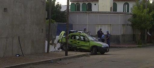 Ladrones fugitivos provocan accidente fatal en barrio Zumarán