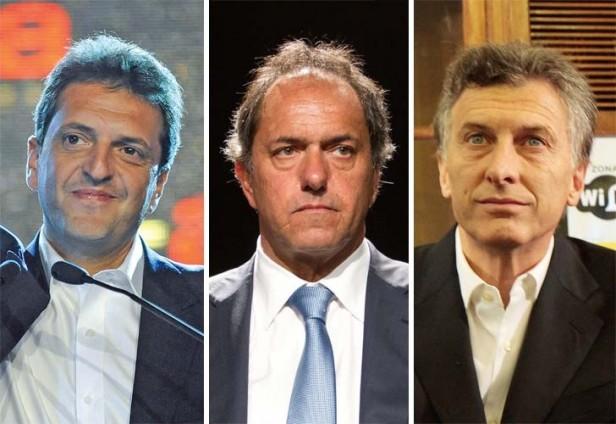 La muerte de Nisman les dio un envión a los candidatos opositores