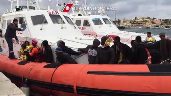 Catastrofe humanitaria en Canal Sicilia: mueren 330 inmigrantes