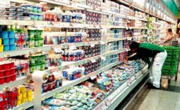 Alimentos inician el año con aumentos cercanos al 2%