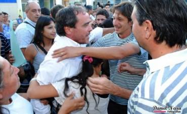 Heriberto Martínez ganó interna de la UCR en Villa Allende