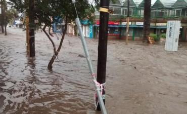 Temporal: cinco muertos y 400 evacuados