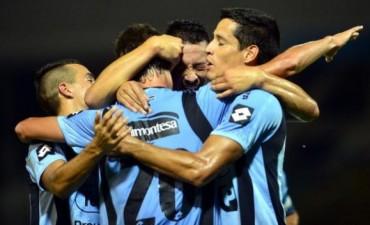 Belgrano debutó con un claro triunfo ante Chicago