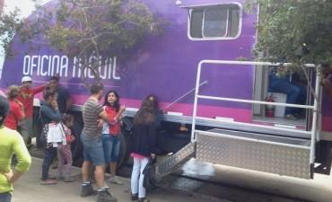 Los afectados por temporal pueden hacer el DNI gratuito en Villa Allende