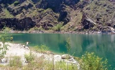 Joven murió ahogado en Laguna Azul