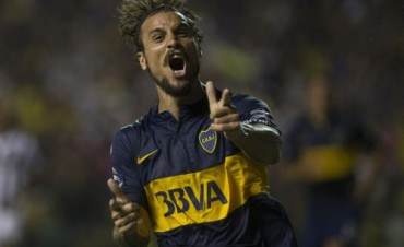 Daniel Osvaldo, el jugador