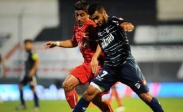 Independiente volvió a la victoria en su visita a Quilmes