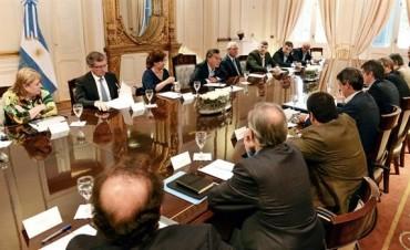 Mauricio Macri vuelve a reunir a todo su gabinete en Casa Rosada
