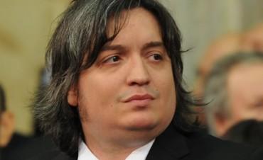 Máximo Kirchner estrenó su despacho en la Cámara de Diputados