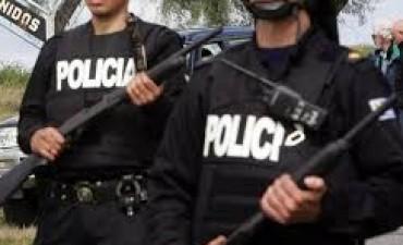 Detienen a 15 policías en Rosario por el asesinato de un joven