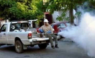 Arranca la fumigación contra el Aedes aegypti en Córdoba