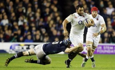 Rugby: Francia e Inglaterra empezaron con el pie derecho en el torneo de las Seis Naciones