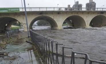 Hay más de 100 evacuados tras la lluvia en Córdoba