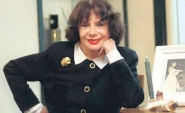 Falleció la actriz Amelia Bence, a los 101 años